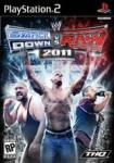 THQ WWE SmackDown vs RAW 2011 (PS2) J�t�kprogram