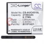 Compatibil Asus LI-Ion 2150 mAh C11P1501