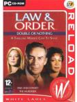 Legacy Interactive Law & Order Double or Nothing (PC) Játékprogram