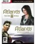 The Adventure Company Atlantis III & Evolution [Collector's Edition] (PC) Játékprogram