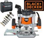 Black & Decker KW1600EKA Masina de frezat verticala