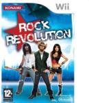 Konami Rock Revolution (Wii) Játékprogram