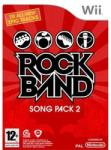 MTV Games Rock Band: Song Pack 2. (Nintendo Wii) J�t�kprogram