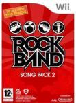 MTV Games Rock Band Song Pack 2 (Wii) Játékprogram
