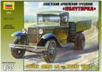 Zvezda GAZ-AA Soviet Truck 1:35
