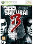 Rising Star Games Way of the Samurai 3 (Xbox 360) Játékprogram