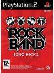 MTV Games Rock Band Song Pack 2 (PS2) Játékprogram