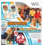 BANDAI NAMCO Entertainment Family Trainer Double Challenge (Wii) Játékprogram