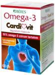 BÉRES Omega-3 Cardiovit lágyzselatin kapszula 60db