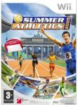 DTP Entertainment Summer Athletics 2009 (Wii) Játékprogram