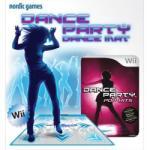 Nordic Games Dance Party Pop Hits [Mat Bundle] (Wii) Játékprogram