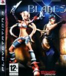 SouthPeak X-Blades (PS3) Játékprogram