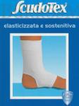SCUDOTEX S-537 Scudotex bokavédő sport varrás nélküli nyitott sarokkal fehér