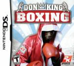 2K Games Don King Boxing (NDS) Játékprogram