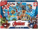 Educa Avengers - Bosszúállók 8 az 1-ben játékgyűjtemény