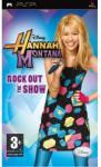 Disney Hannah Montana Rock Out the Show (PSP) Software - jocuri
