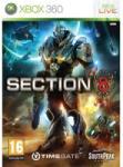 SouthPeak Games Section 8 (Xbox 360) Játékprogram