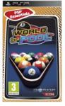 Ghostlight World of Pool (PSP) Játékprogram