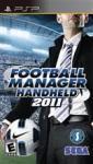 SEGA Football Manager Handheld 2011 (PSP) Játékprogram