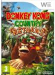 Nintendo Donkey Kong Country Returns (Wii) Játékprogram