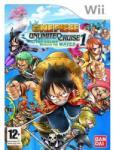 BANDAI NAMCO Entertainment One Piece Unlimited Cruise The Treasure Beneath the Waves (Wii) Játékprogram