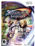 BANDAI NAMCO Entertainment Soul Calibur Legends (Wii) Játékprogram