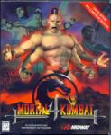 Midway Mortal Kombat 4. (PC) J�t�kprogram