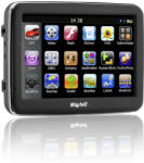 WayteQ X950BT GPS навигация