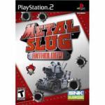 Ignition Metal Slug Anthology (PS2) Játékprogram