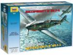 Zvezda Messerschmitt Bf-109F4 1/48 4806