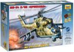 Zvezda Mil Mi-24V/VP Hind-E 1/72 7293