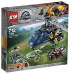 LEGO Blue helikopteres üldözése (75928)