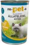 Repeta Classic Kitten cu rață conservă pentru pisici 415 g