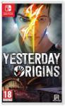Microids Yesterday Origins (Switch) Játékprogram