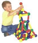 Miniland - Joc de constructie, magnetic (8413082941055) Jucarii de constructii magnetice