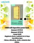 USAMS 10000mAh Gold