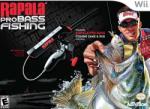 Activision Rapala Pro Bass Fishing [ROD Bundle] (Wii) Játékprogram
