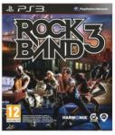 MTV Games Rock Band 3 (PS3) Játékprogram