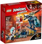 LEGO Juniors A Hihetetlen család Nyúlányka üldözése a háztetőn 10759
