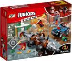LEGO Juniors Hihetetlen Család Aláásós Bankrablás 10760