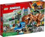 LEGO Juniors T Rex Kitörés 10758