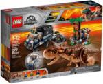 LEGO Jurassic World Carnotaurus Menekülés A Guruló Gömbben 75929