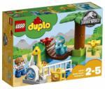LEGO Szelíd Óriások Állatkerti Simogatója 10879