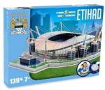 Nanostad UK 3D Puzzle - Etihad labdarúgó-stadion, Manchester City