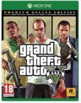 Rockstar Games Grand Theft Auto V [Premium Online Edition] (Xbox One) Játékprogram