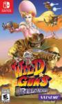 Natsume Wild Guns Reloaded (Switch) Játékprogram