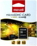 Maxell microSDHC 8GB 854716.00