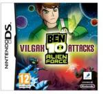 D3 Publisher Ben 10 Alien Force Vilgax Attacks (Nintendo DS)