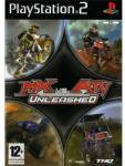 THQ MX vs. ATV Unleashed (PS2) Játékprogram