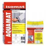Isomat AQUAMAT, MATERIAL HIDROIZOLANT PENTRU SUBSOLURI SI BAZINE, Grey 5 kg